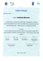 certyfikat fumigacji