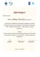 certyfikat Fumigacja zboża